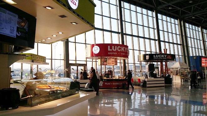 ウラジオストク国際空港