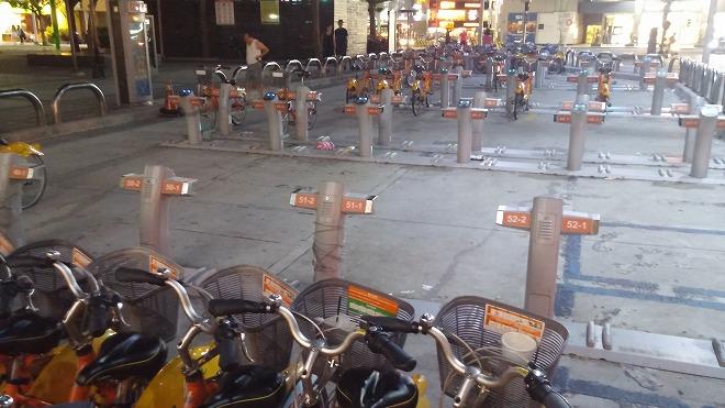 台湾・新北市淡水。