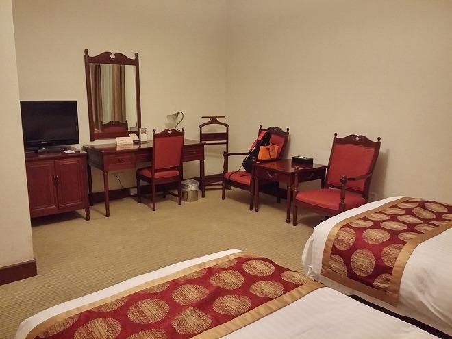 金门大酒店(Jin Jiang Pacific Hotel)金門大酒店(ジンジャン パシフィック ホテル)