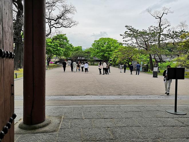 韓国ソウル明洞