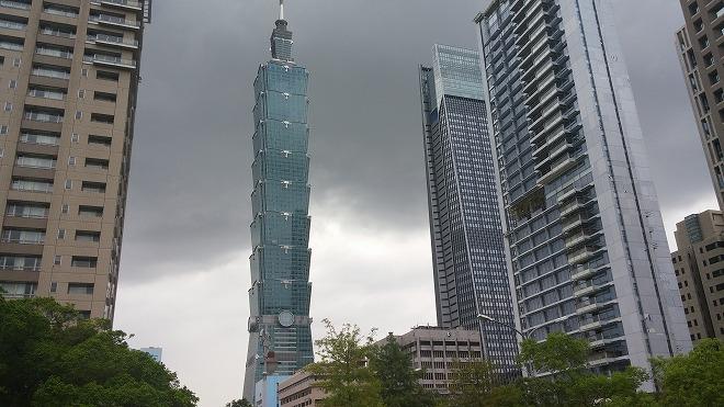 台湾・台北市・象山。
