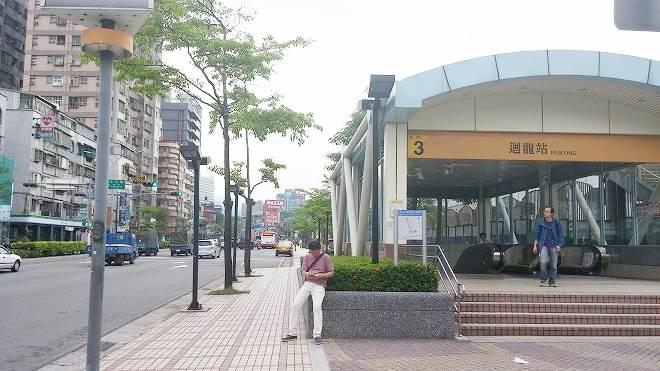 台湾・新北市蘆洲。