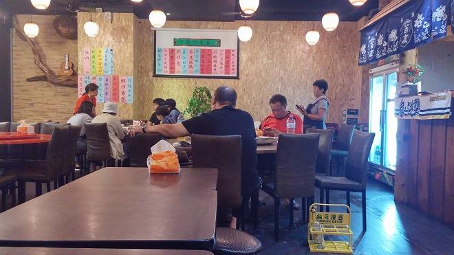 台湾・新北市・板橋区。台湾・空心菜