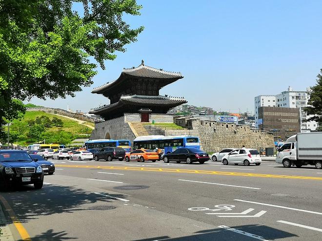 韓国、ソウル。東大門→帰国