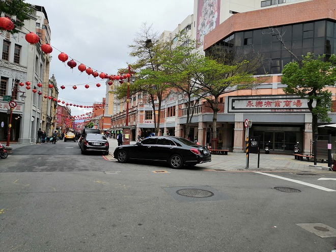 迪化街商圈(大稲埕)