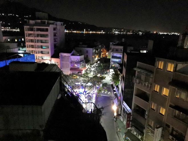 淡水ナイト 台北旅人国際青年旅館
