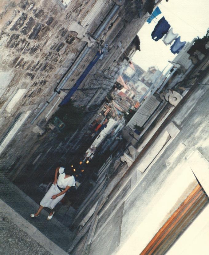 Budva, Yougoslavia. title=
